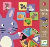Игра тактильное лото Животные,DJ08129 от DJECO (Джеко)