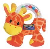 Погремушка-кольцо Жираф, PLAYGRO от PLAYGRO