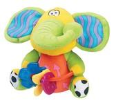 Игрушка с прорезывателями Слоненок, PLAYGRO от PLAYGRO