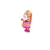 Эви с кроликом, кукла, Steffi & Evi Love, с кроликом от Steffi & Evi Love(Штеффи и Эви Лав)