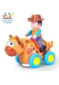 Игрушка Huile Toys Ковбой на диком быке (838B) от Huile Toys