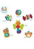 Набор погремушек Huile Toys, 6 шт (939А) от Huile Toys