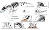 Робот-динозавр Робораптор от WowWee