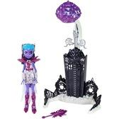 Игровой набор с куклой Астранова из м / ф Буу-Йорк, Буу-Йорк! Monster High от Monster High (Монстр Хай)