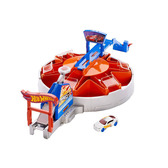 Портативный игровой набор Гараж Hot Wheels