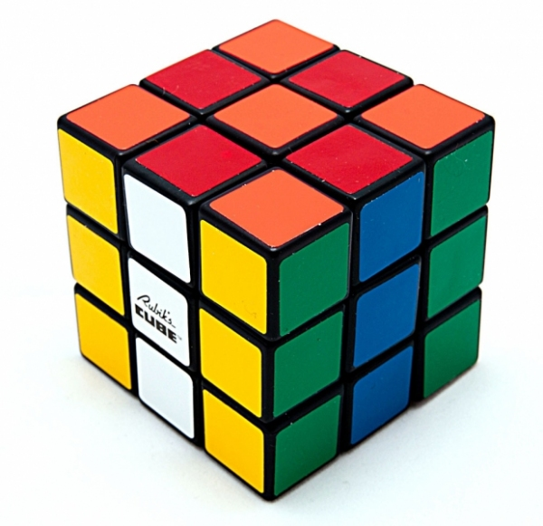 Кубик Рубика 3 ? 3 ? 3, Rubiks