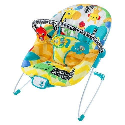 Кресло-качалка Улыбка саванны, Kids II