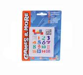 Пятнашки - цифры, 10на 12 см, Games & more, цифры NEW от Games & more