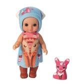 Кукла MINI CHOU CHOU серии Лисички - ГРЕЙСИ (12 см, с аксессуарами)