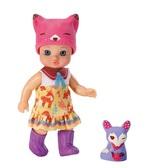 Кукла MINI CHOU CHOU серии Лисички - ДЖУДИ (12 см, с аксессуарами)