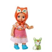 Кукла MINI CHOU CHOU серии Лисички - ДЖОЗИ (12 см, с аксессуарами)
