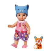 Кукла MINI CHOU CHOU серии Лисички - КИМИ (12 см, с аксессуарами)