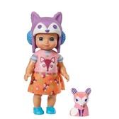 Кукла MINI CHOU CHOU серии Лисички - ЭННИ (12 см, с аксессуарами)