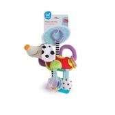 Развивающая игрушка-подвеска - СМЫШЛЕНЫЙ ПЕСИК от Taf Toys (Таф тойс)