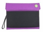 Клатч для планшета пурпурно-черный, Upixel