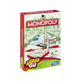 (РУС): Дорожная игра Монополия от Monopoly Hasbro (Монополия)