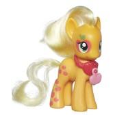 Пони Эплджек с украшениями, желтая с яблоками, My Little Pony, желтая с яблочками NEW от My Little Pony (Май литл пони / Мой маленький пони)