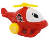 Веселый полет - красный инерционный вертолет. BeBeLino, красный NEW от BeBeLino (Бебелино)
