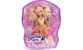 Фея Лютик с гнущимися ногами (25 см) и аксессуары, Sparklegirlz, блондинка в желто-розовом NEW от Sparklegirlz