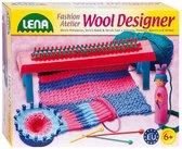 Набор для вязания шерстью со станком, Lena от LENA