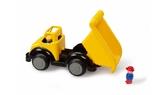 Строительный грузовик с двумя фигурками, 35 см, Viking Toys от VIKING TOYS
