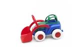 Машина с ковшом, 19 см, Viking Toys от VIKING TOYS