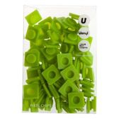 Пиксели Big 80 шт, зеленый, Upixel. NEW