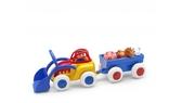 Трактор с ковшом и прицепом с животными, 42 см, Viking Toys NEW от VIKING TOYS