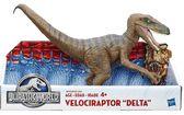Велоцираптор Дельта, динозавр серии Титаны, Мира Юрского Периода, Jurassic World, велоцираптор Дельта
