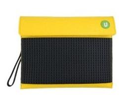 Клатч для планшета Upixel-Желто-черный