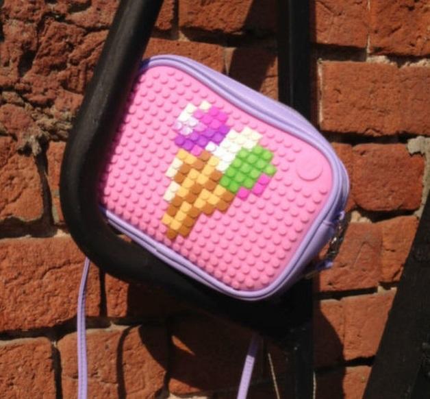 Клатч Upixel Sweet-Розовый