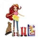 Кукла пони Сансет Шиммер Модница, MLP Equestria Girls, Sunset shimmer NEW от My Little Pony (Май литл пони / Мой маленький пони)