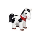 Пони бело-черная, фигурка серии Первые друзья, Tolo, черно-белая NEW от Tolo (Толо)
