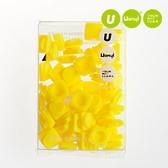 Пиксели Upixel Big - Бананово -желтый, WY - P001F