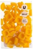 Пиксели Small 60 шт, желтый, Upixel.