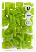 Пиксели Small 60 шт, зеленый, Upixel.