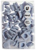 Пиксели Upixel Small - Серо-голубой , WY - P002P