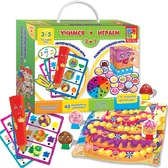 Сластена-кексик - интерактивно-развлекательная игра (рус. язык), Vladi Toys NEW от Vladi Toys (ВладиТойс)