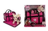 Собачка CCL Чихуахуа Розовая мечта, с ковриком и сумочкой , 20 см, Chi Chi Love NEW от Chi Chi Love