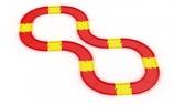 Дорога (24 элемента) - игровой набор, Viking Toys NEW от VIKING TOYS