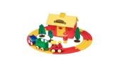 Железнодорожная станция. Viking Toys NEW от VIKING TOYS