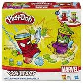 Железный Человек и Капитан Америка, набор для лепки, Марвел. Play-Doh, Железный Человек и Капитан Америка