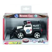 Функциональное авто Полиция со звук. и свет. эффектом, 15 см, Dickie Toys от DICKIE TOYS
