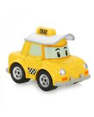 Кап такси - металлическая машинка, 6 см, POLI NEW от Robocar Poli(Поли Робокар)