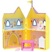 Замок Пеппы с мебелью и фигуркой, серия Принцесса. Peppa NEW