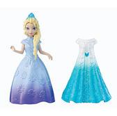 Мини-кукла Эльза (2-е платье в комплекте), Холодное сердце, Disney Frozen, Mattel, Эльза от Mattel