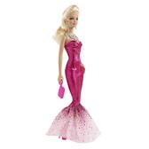 Кукла Барби в вечернем платье, Barbie, Mattel, Зауженное платье от Barbie (Барби)