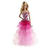 Кукла Барби в вечернем платье, Barbie, Mattel, Пышное платье
