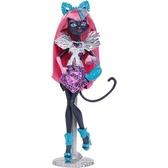 Кукла серии Интриги большого города из м/ф Буу-Йорк, Буу-Йорк, Monster High, Кэтти Нуар