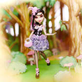 Кукла Дачес Свон серии Новые сказочные королевичи, Ever After High, Mattel, Дачес Сван от Ever After High